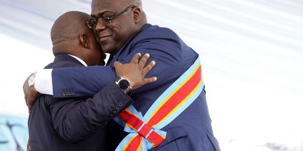RDC: Félix Tshisekedi, investi président, jure de «défendre la Constitution»