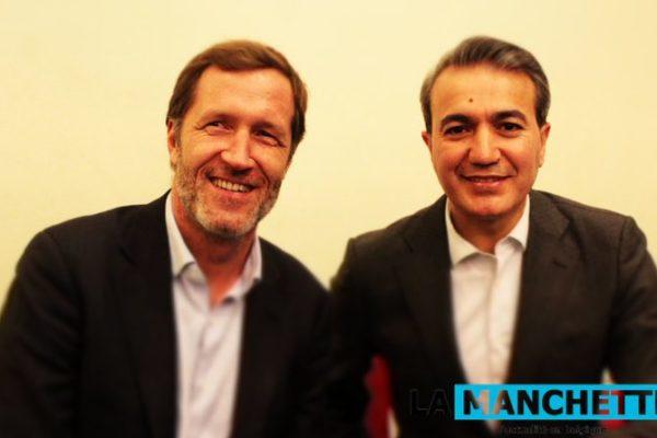 Saint-Josse: Paul Magnette et Emir Kir (PS) ont exhorté les troupes socialistes!