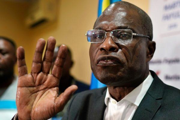 RDC: l'opposant Martin Fayulu sera à Bruxelles ce samedi