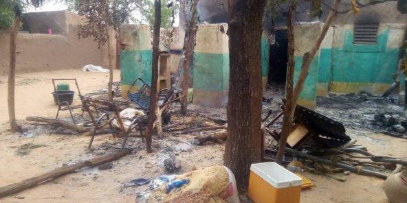 Massacre de plus de 130 civils peuls à Ogossagou: le Mali sous le choc