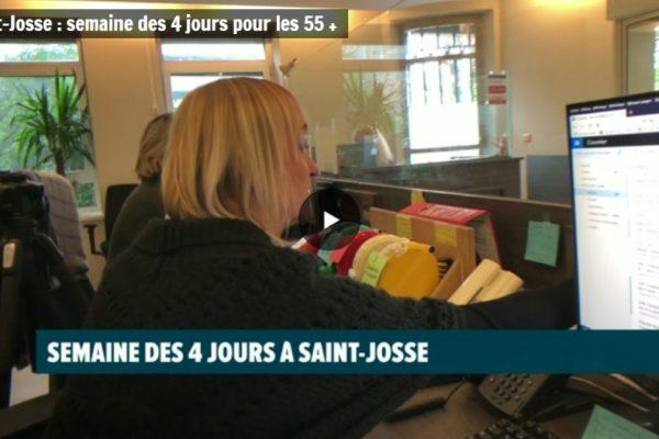 Saint-Josse va proposer la semaine des 4 jours à 130 ouvriers et employés communaux