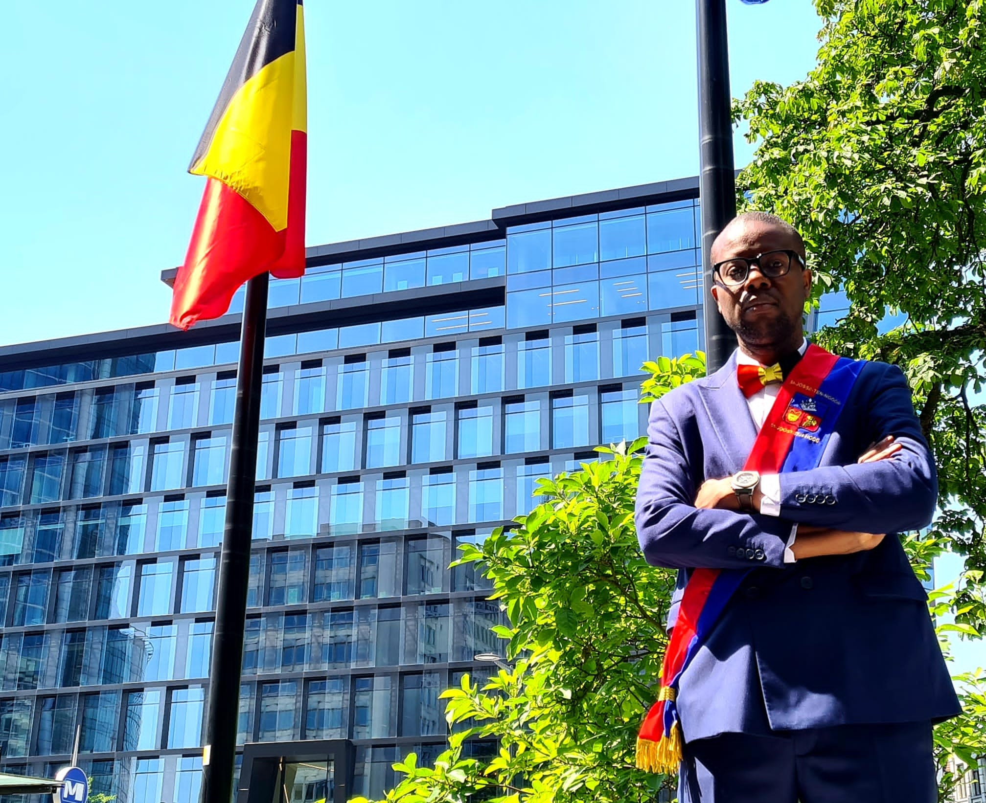 Fête Nationale Belge du 21 juillet 2021